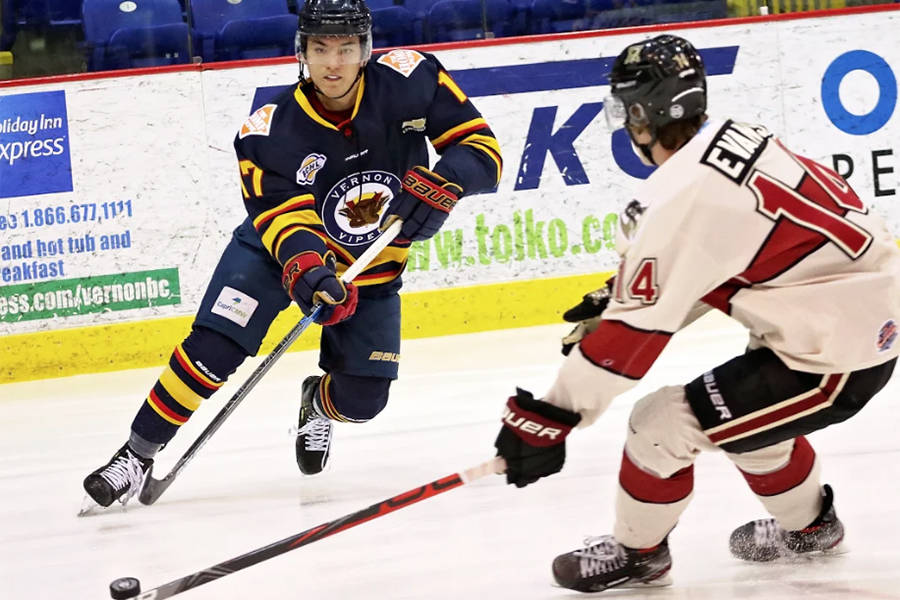 Vernon Vipers hold off Warriors - Vernon Morning Star